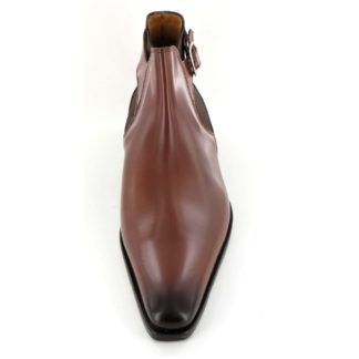 Italian Vintage Style High Ankle Men Leather Boots